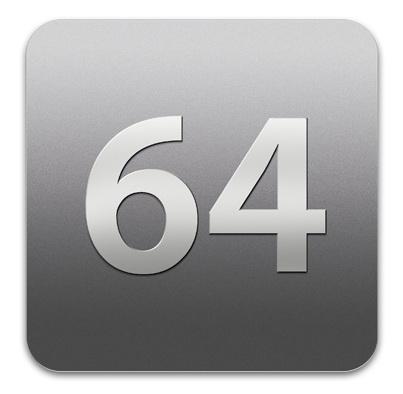 32 位与 64 位系统的区别仅仅是识别内存大小不同而已吗?