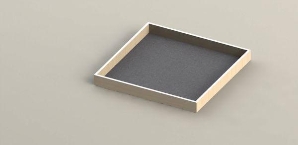 Solidworks制作的简单三维模型